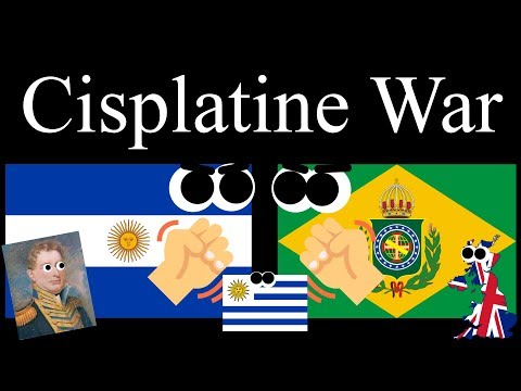 Cisplatine War: Uruguay's Unintentional Independence