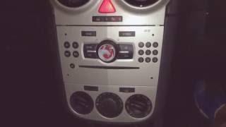 Vauxhall Corsa no aux solution
