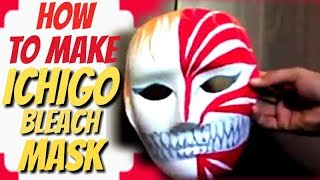 "Mask Painting Ichigo ""Bleach"""