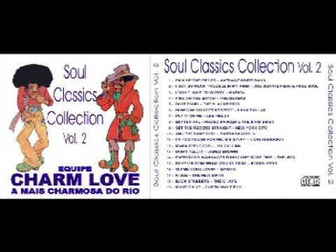 CD CHARM LOVE SOUL MUSIC VOL