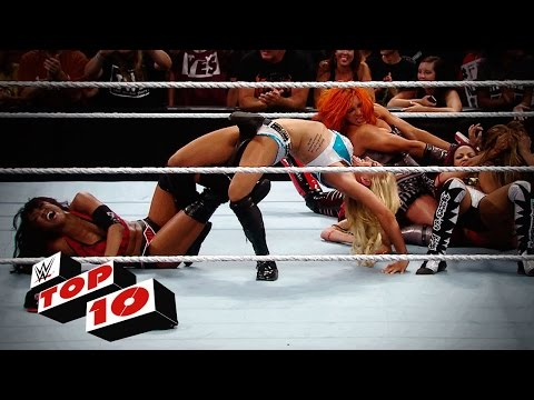 Top 10 Raw moments: WWE Top 10, July 13,...