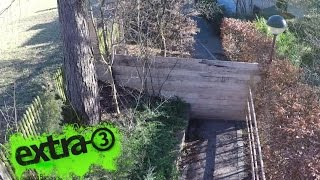 Realer Irrsinn: Der Barrikadeur von Oberhaching