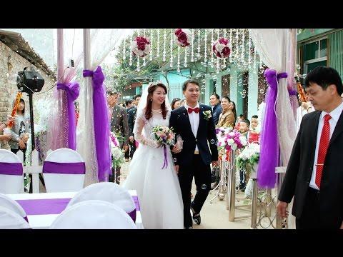 Đám cưới đẹp nhất tại Vĩnh Yên 2016 Full HD