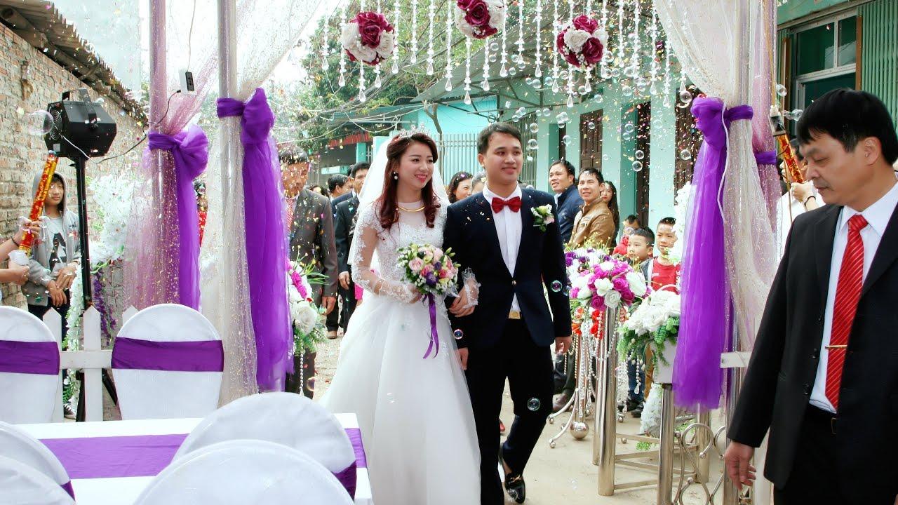 Đám cưới đẹp nhất tại Vĩnh Yên - PC04