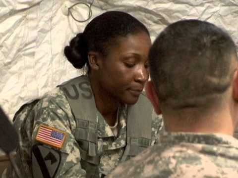 YOUR IMPACT: A Combat Support Hospital at Fort Benning