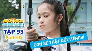 Gia đình là số 1 Phần 2 | Tập 93 Full: Lam Chi chuẩn 'CON NHÀ NGƯỜI TA' - học gì 'ĐỖ' đó!!