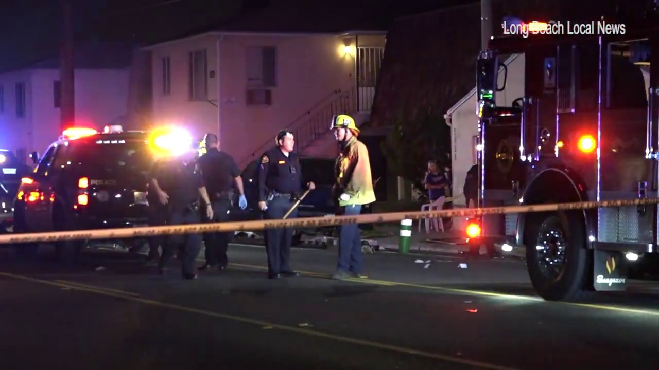 Triple shooting near Orange and South just after 9pm in North Long Beach