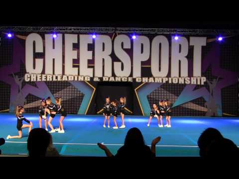 Dynasty Jewels Cheersport Championship 2015