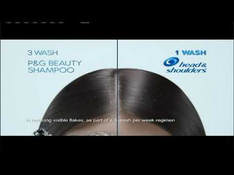 Head And Shoulders TV Commercial