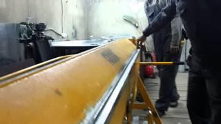 Сибгиб. Видео отзыв листогиб LBM (работа с металлом 0.5 мм)(Компания ООО