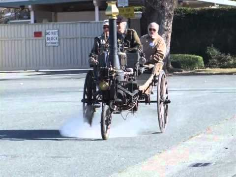 Steam Vehicle Lap | IAASP/SACA: 2012 Sacramento Steam Meet