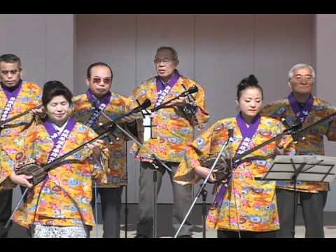 演奏:新城永文高槻ゆうなの会・東日本復興支援チャリティーコンサート