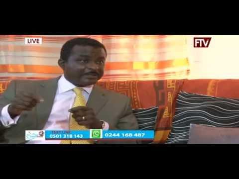 The First Show with Hon. Kwaku Ricketts-Hagan and Kofi Kapito