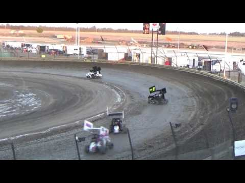 Lemoore Raceway (4) - Heat Race 5.13.17
