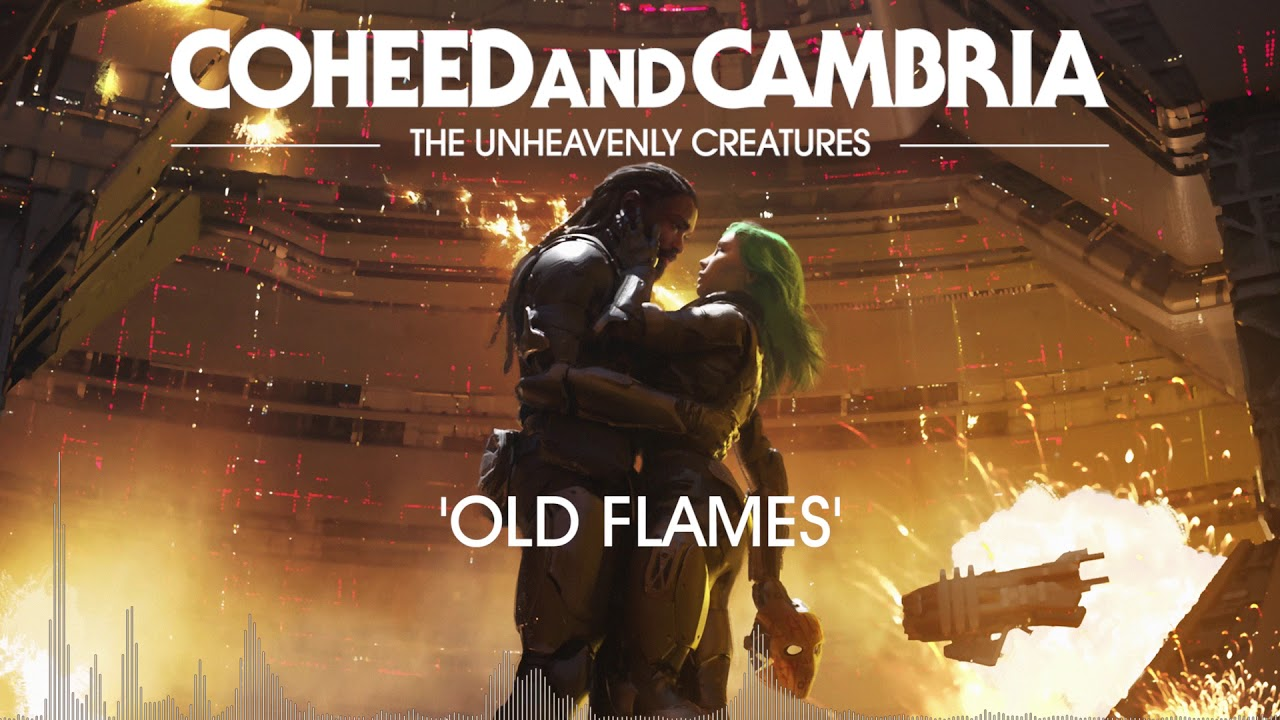 Claudio Sanchez on Coheed and Cambria's Return to Amory Wars