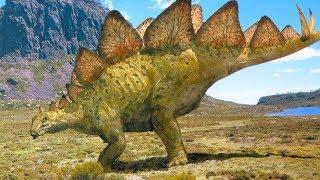 Stegozaur - najgłupszy z dinozaurów