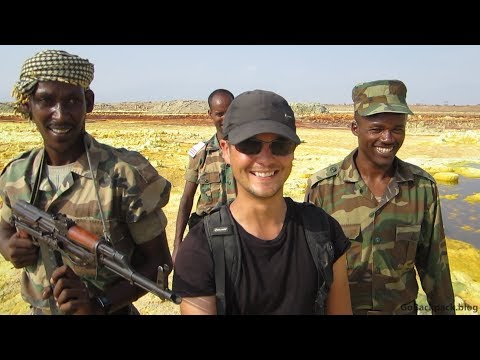 Backpacking Africa Overland Cape To Cairo