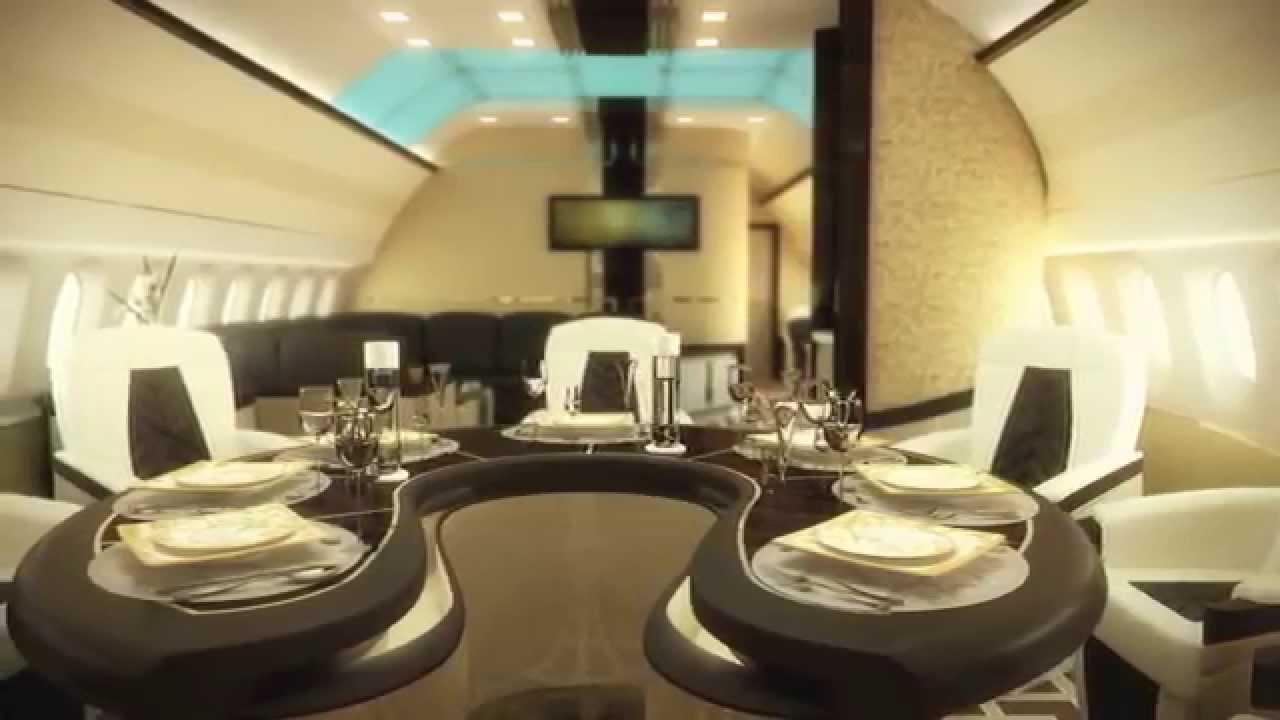 Best 787 interior design - YouTube
