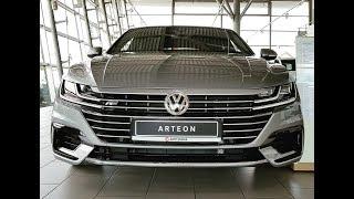 VW ARTEON 2.0 TDI R-LINE FAST WALKTHROUGH