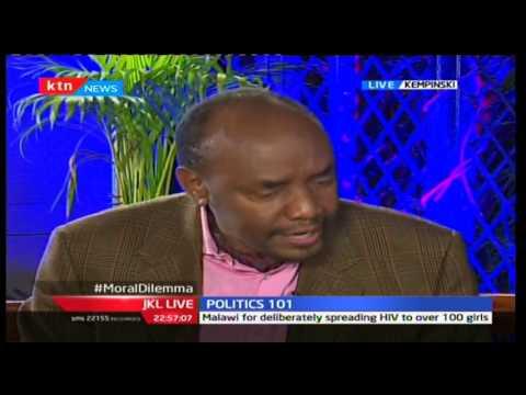 JKL: Politics 101; Uungwana Initiative CEO-Ken Njiru, 23/11/16 Part 3