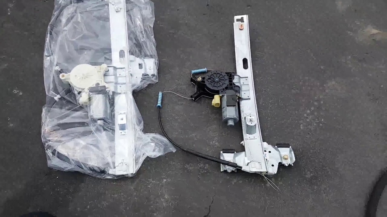 hight resolution of 04 08 grand prix rear window regulator fix