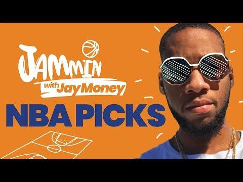 Pacers vs. Bucks + Pelicans vs. Mavericks NBA Picks & Betting Previews | Jammin with Jay Money