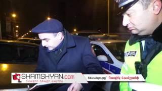 Երևանում Աջափնյակ վարչ  շրջանի առևտրի բաժնի պետի տեղակալը Toyota ով վրաերթի է ենթարկել 2 հետիոտնի