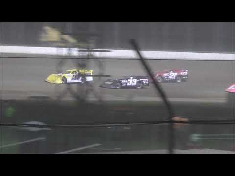 Super Late Model Feature from Portsmouth Raceway Park, May 26th, 2019.