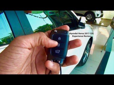 Hyundai Verna SX 2017 Short Experience Review