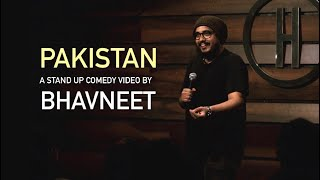Pakistan   Stand Up Comedy by Bhavneet