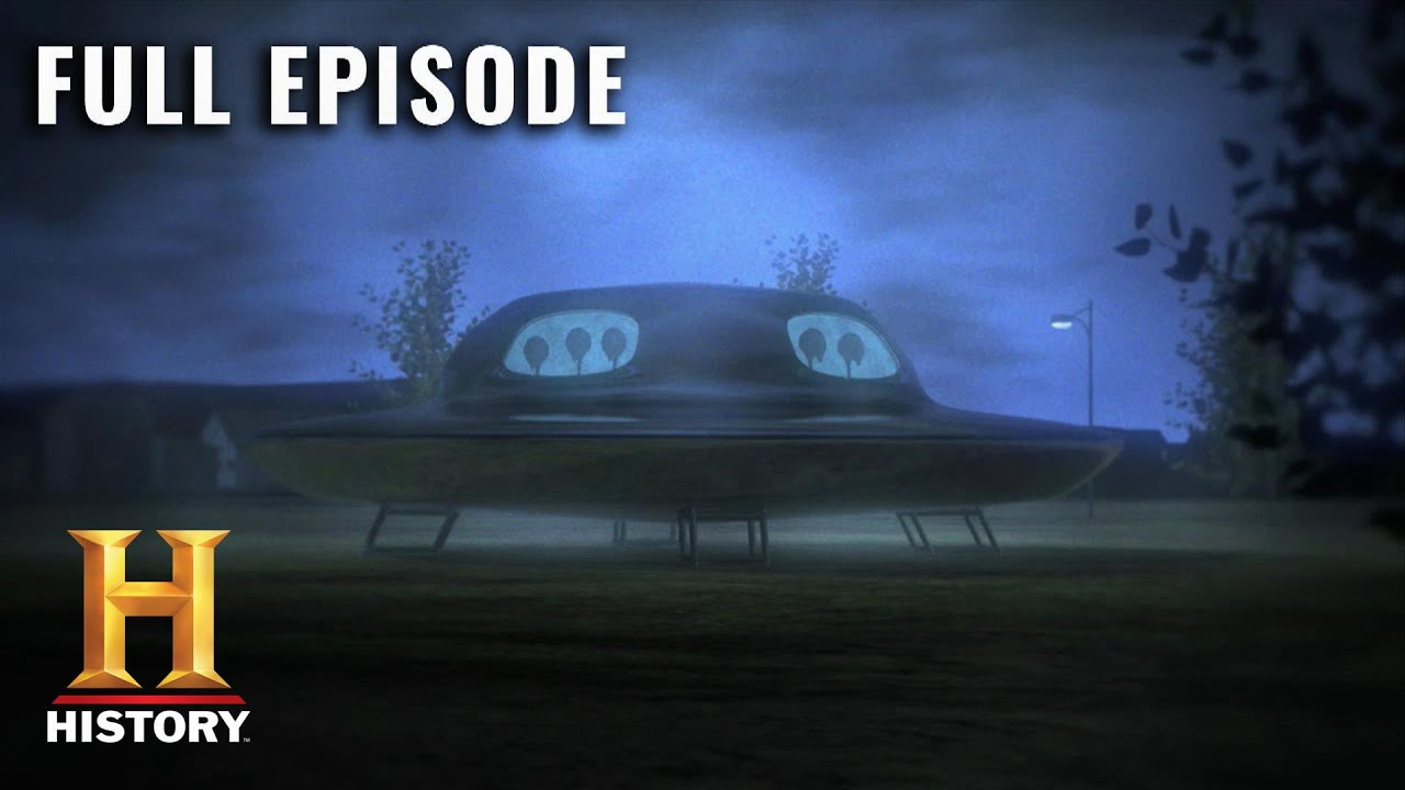 Download UFO Hunters: Terrifying Encounters with Mysterious Beings (S3, E12)   Full Episode   History