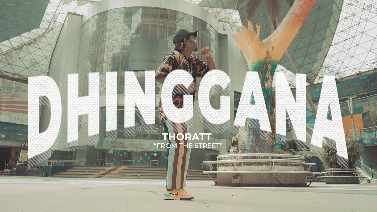 Dhinggana (Official Music Video) | Thoratt