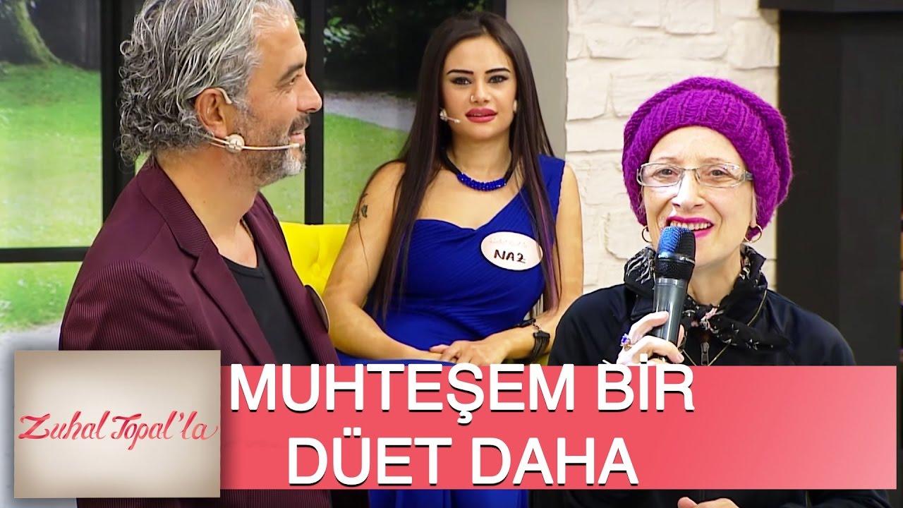 Zuhal Topal'la 37. Bölüm (HD) | Müjdat Hanım ve Demir Bey'den Muhteşem Düet!
