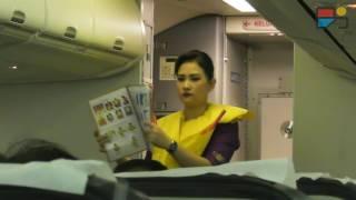 Penerbangan Mendebarkan Jogja-Lampung - TRAINVELING #1