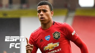 Man United's Mason Greenwood needs to be in Gareth Southgate's European Championship plans | ESPN FC
