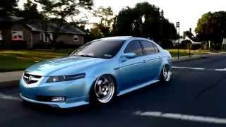 LOCO JR'S Bagged Acura TL