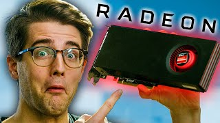 Radeon FINALLY launches a GPU!