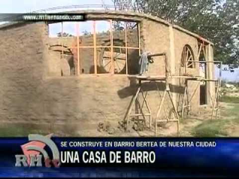 UNA CASA DE BARRO  YouTube