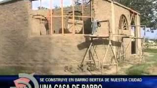 UNA CASA DE BARRO