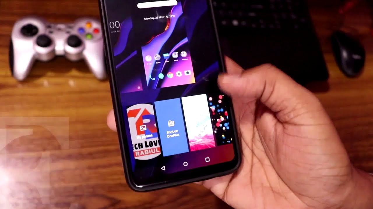 How to get Oneplus 6T Livewallpapers on Oneplus6