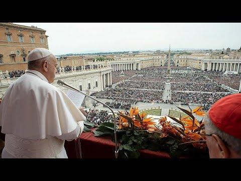 البابا: هجمات سريلانكا أعمال إرهابية لا يمكن تبريرها  - نشر قبل 3 ساعة
