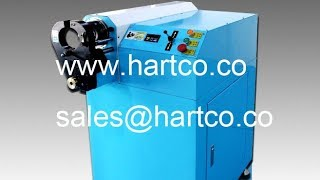 3CPV Tube End Finish Machine Flaring Demonstrate