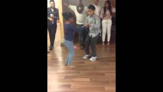 Dorialis & Daury Dancing Bachata Full Video!!!