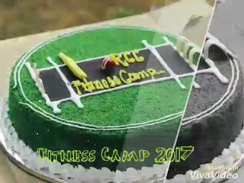 Roshan Cricket Club...(Felicitation Ceremony - Fitness Camp 2017)