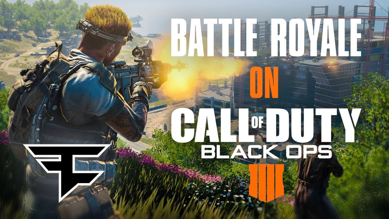 Battle Royale is here in Call of Duty...