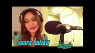 SUARA HATIKU - Nike Ardilla - Cover - Anggie - Begema 5 Batak Band