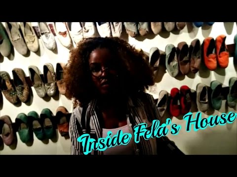 Travel Vlog|| Exploring Lagos|| Kalakuta Museum; A Tour of F