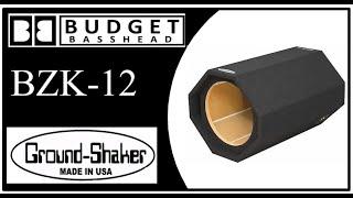Review - Ground Shaker BZK Series  Bass Tube - Power Acoustik & Skar Audio