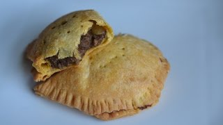 Jamaican Beef Patty (cocktail Size)