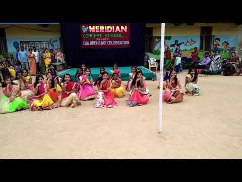 Meridian school childrence day vachinday song sdpt